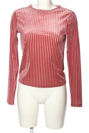 Terranova Longsleeve pink Casual-Look