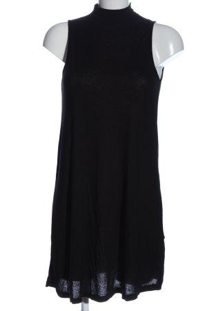 Terranova Minikleid schwarz Casual-Look