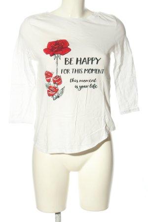 Terranova Print-Shirt Motivdruck Casual-Look