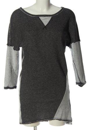 Terranova Pull long gris clair style décontracté