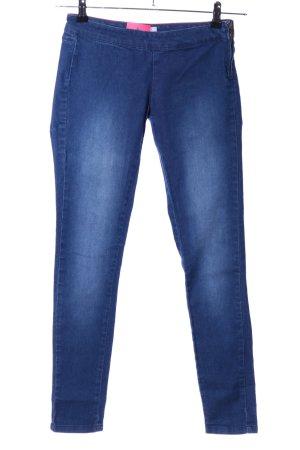 Terranova Stretch Jeans blau Casual-Look