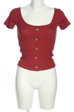 Terranova T-Shirt rot Casual-Look