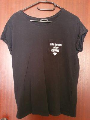 Terranova T-shirt nero