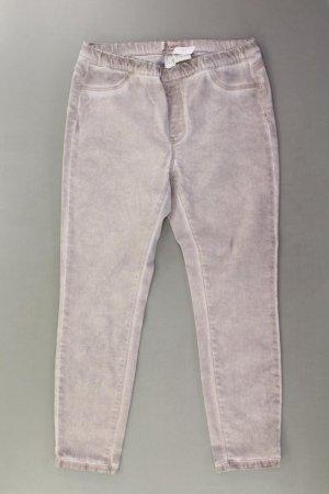 Tesini Jeggings Größe M grau aus Baumwolle