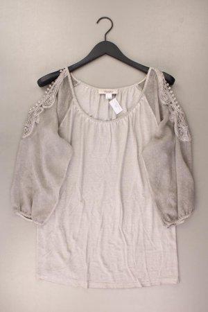 Tesini Oversize-Shirt Größe 40 3/4 Ärmel grau aus Viskose