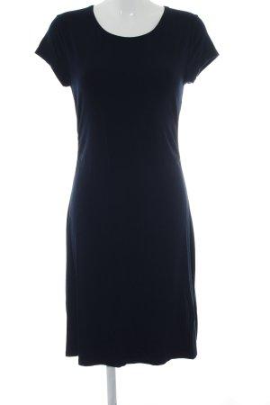 Tessuto Stretchkleid blau Casual-Look