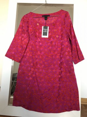 100% Fashion Kamizelka garniturowa czerwony