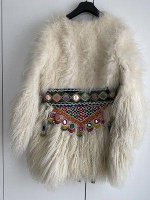 Winter Coat white