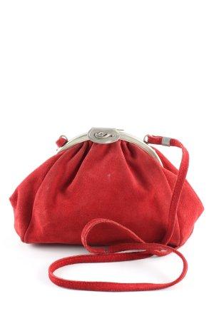Teufel Design Sac bavarois rouge élégant