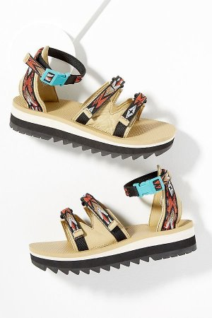 Teva Midform Ceres Hipster Plateau Sandalen gr.40 recycled materials