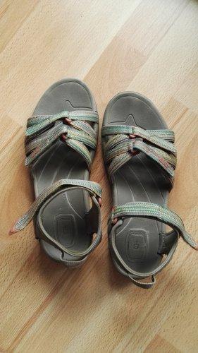 Teva Sandales confort gris vert