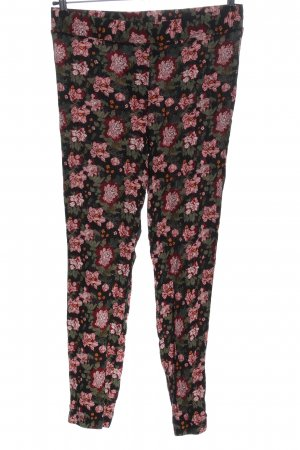 Tezenis 7/8 Length Trousers allover print casual look