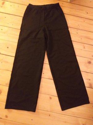 Tezenis black pants bell bottoms size S