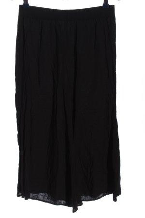 Tezenis Pantalone culotte nero stile professionale