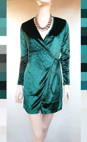 Tezenis Kimono Smaragdgrün Gr. M - Neu