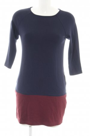 Tezenis Long Shirt blue-red casual look