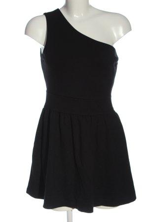 Tezenis One Shoulder Dress black elegant