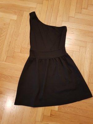 Tezenis One Shoulder Dress black