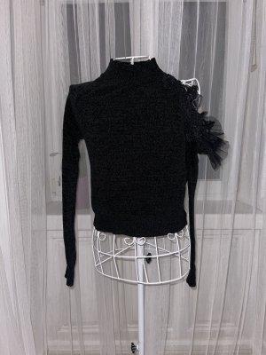 Tezenis Fine Knit Jumper black