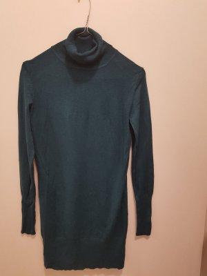 Tezenis Cienki sweter z dzianiny petrol