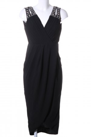 TFNC Abendkleid schwarz Elegant