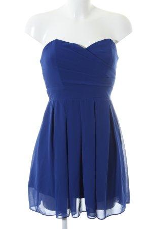 TFNC Bandeaukleid blau Elegant
