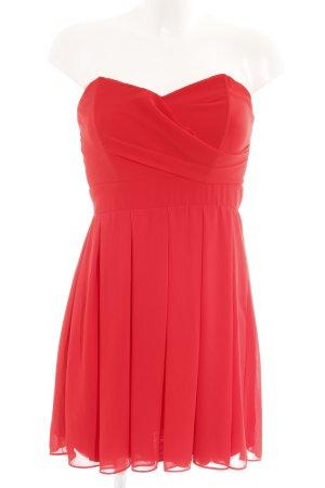 TFNC Bustierkleid rot Elegant
