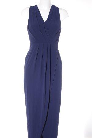 TFNC Chiffonkleid dunkelblau Elegant