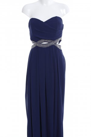 TFNC Cut-Out-Kleid blau Elegant