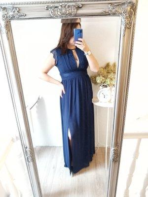TFNC London Abendkleid dunkelblau 40 neu