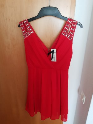 TFNC London Kleid rot