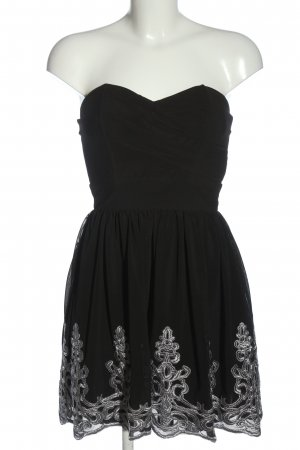 TFNC London schulterfreies Kleid