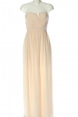 TFNC Maxikleid creme Casual-Look