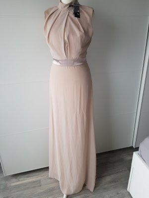 TFNC Maxi Dress dusky pink