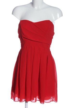TFNC Mini Abito rosso elegante