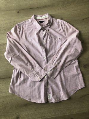 TH Bluse mit Hell Lila Streifen