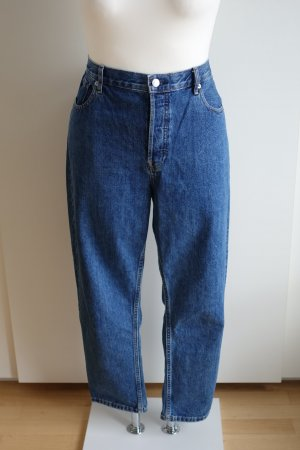 The 90's Cheeky Straight Jeans medium blue