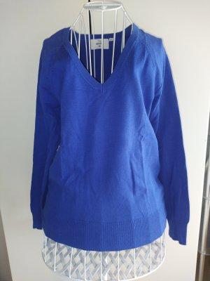 The BASICS C&A Strickpullover Blau Größe 38-40