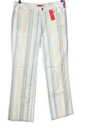 The Best Stoffhose Streifenmuster Casual-Look