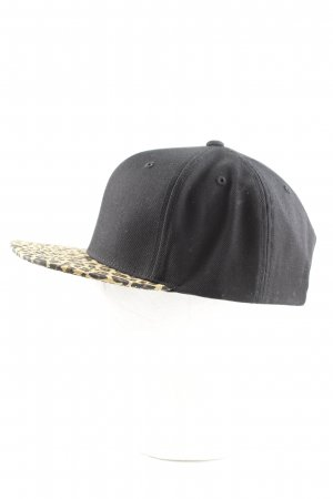 The classics Baseball Cap leopard pattern casual look
