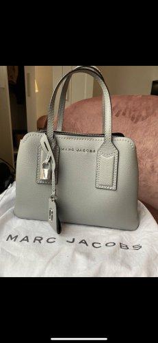 Marc Jacobs Handtas lichtgrijs-zilver