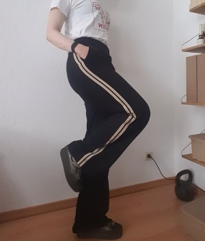 Wełniane spodnie Wielokolorowy Wełna