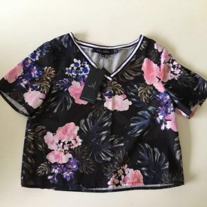 The Fifth Collection Flower Print Shirt