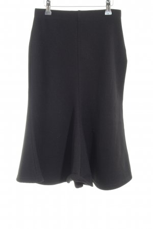 The Fifth Label Midi Skirt black business style