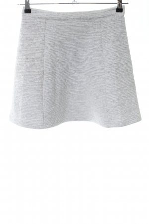The Fifth Label Miniskirt light grey flecked business style