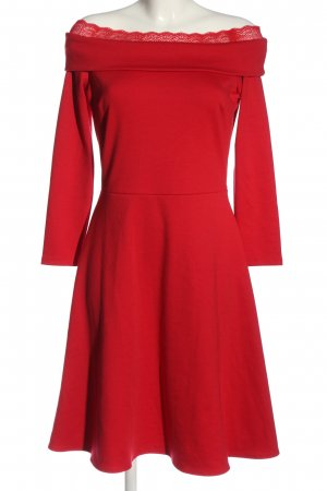 The Hackbarth's A Line Dress red elegant