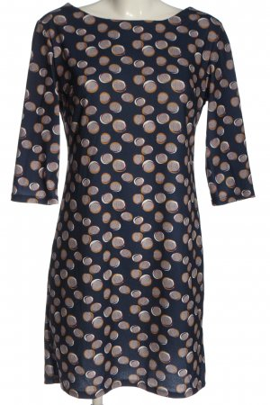 The Hackbarth's Shortsleeve Dress allover print elegant
