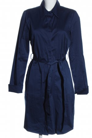The Hackbarth's Between-Seasons-Coat blue casual look