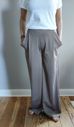 The Hackbarth's Pantalon Marlene multicolore