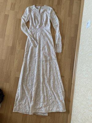 The Jetset Diaries TJD Maxikleid Brautkleid Hochzeitskleid Kleid Spitze Lace free people